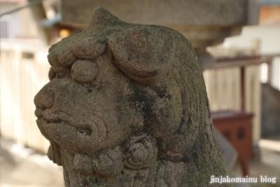素盞嗚尊神社(大阪市東住吉区鷹合)33