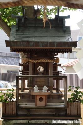 素盞嗚尊神社(大阪市東住吉区鷹合)8