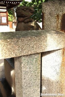 素盞嗚尊神社(大阪市東住吉区鷹合)24