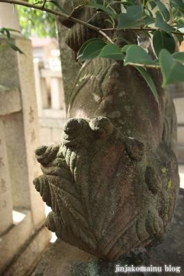素盞嗚尊神社(大阪市東住吉区鷹合)27