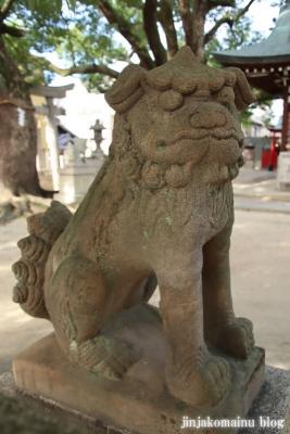 素盞嗚尊神社(大阪市東住吉区鷹合)29