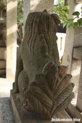 素盞嗚尊神社(大阪市東住吉区鷹合)31