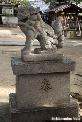 素盞嗚尊神社(大阪市東住吉区鷹合)12
