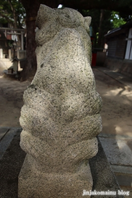 素盞嗚尊神社(大阪市東住吉区鷹合)15