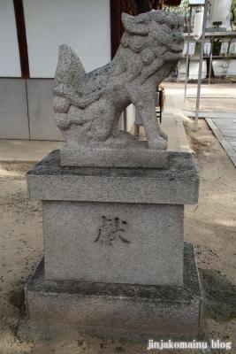 素盞嗚尊神社(大阪市東住吉区鷹合)16
