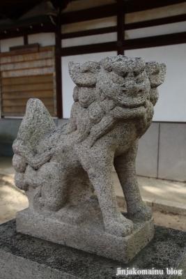 素盞嗚尊神社(大阪市東住吉区鷹合)17