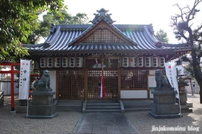 保利神社(大阪市住吉区長居東)14