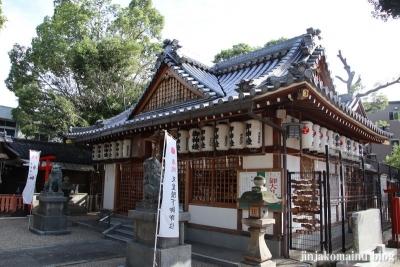 保利神社(大阪市住吉区長居東)15
