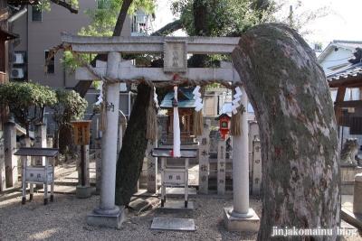 保利神社(大阪市住吉区長居東)20