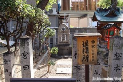 保利神社(大阪市住吉区長居東)24