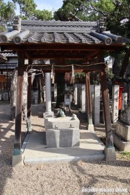 保利神社(大阪市住吉区長居東)5