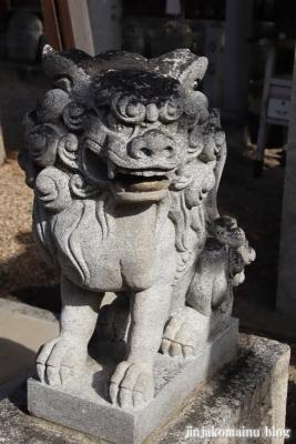 保利神社(大阪市住吉区長居東)6