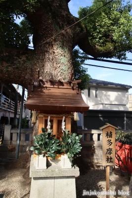 保利神社(大阪市住吉区長居東)19