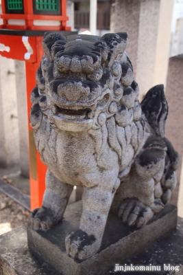 保利神社(大阪市住吉区長居東)21