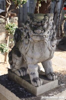 保利神社(大阪市住吉区長居東)22