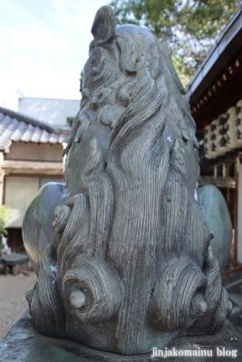 保利神社(大阪市住吉区長居東)29