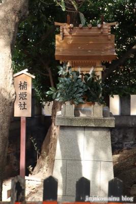 保利神社(大阪市住吉区長居東)38