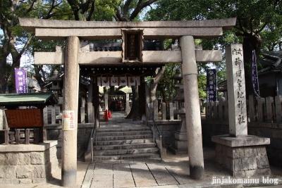 神須牟地神社(大阪市住吉区長居西)3