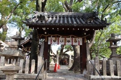 神須牟地神社(大阪市住吉区長居西)5