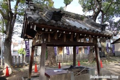 神須牟地神社(大阪市住吉区長居西)6