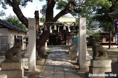 神須牟地神社(大阪市住吉区長居西)7