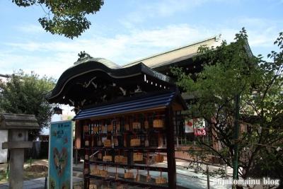 神須牟地神社(大阪市住吉区長居西)12