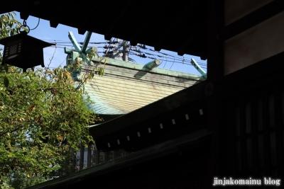 神須牟地神社(大阪市住吉区長居西)14