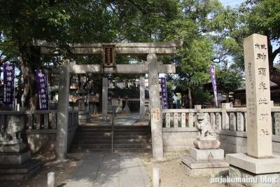 神須牟地神社(大阪市住吉区長居西)16