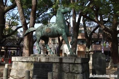 神須牟地神社(大阪市住吉区長居西)20