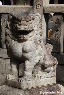 神須牟地神社(大阪市住吉区長居西)17