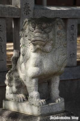 神須牟地神社(大阪市住吉区長居西)18