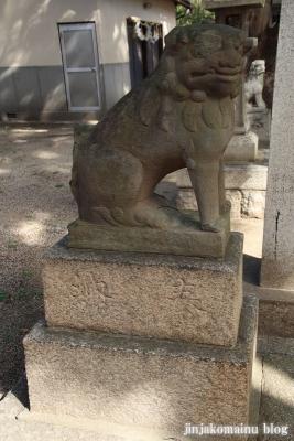 神須牟地神社(大阪市住吉区長居西)25