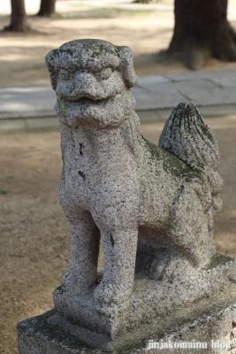 神須牟地神社(大阪市住吉区長居西)32