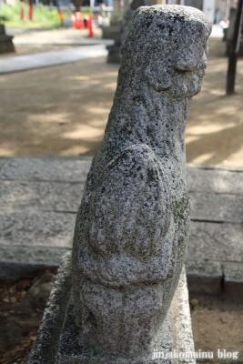 神須牟地神社(大阪市住吉区長居西)38