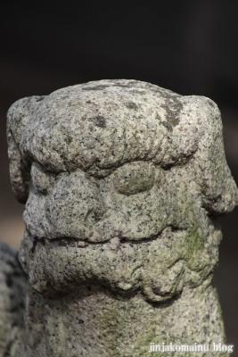 神須牟地神社(大阪市住吉区長居西)40