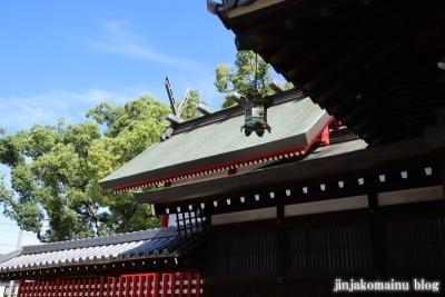 止止呂支比賣命神社(大阪市住吉区沢之町)11