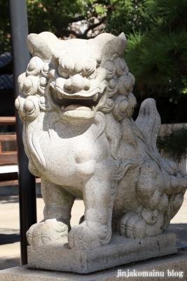 止止呂支比賣命神社(大阪市住吉区沢之町)7