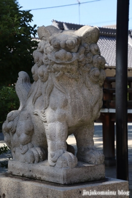 止止呂支比賣命神社(大阪市住吉区沢之町)8
