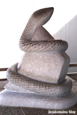 止止呂支比賣命神社(大阪市住吉区沢之町)16