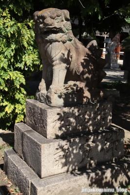 止止呂支比賣命神社(大阪市住吉区沢之町)25