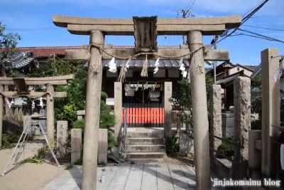 高崎神社(大阪市住之江区南加賀屋)11