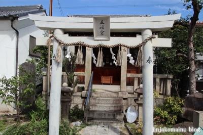 高崎神社(大阪市住之江区南加賀屋)19