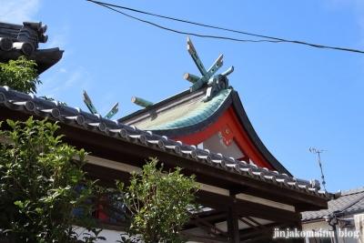 高崎神社(大阪市住之江区南加賀屋)42