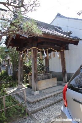 高崎神社(大阪市住之江区南加賀屋)6