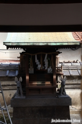 高崎神社(大阪市住之江区南加賀屋)16