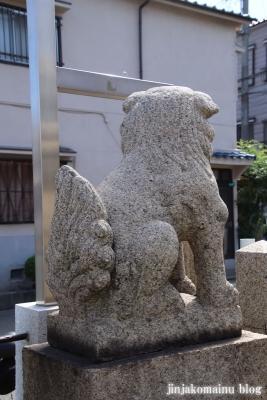 高崎神社(大阪市住之江区南加賀屋)25