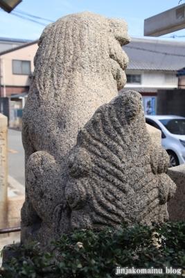 高崎神社(大阪市住之江区南加賀屋)29