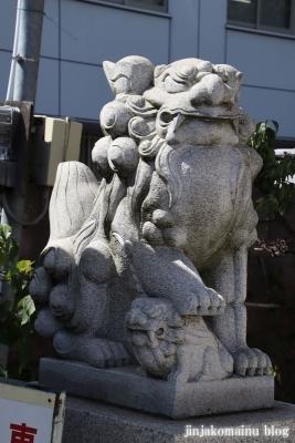 加賀屋天満宮(大阪市住之江区北加賀屋)6