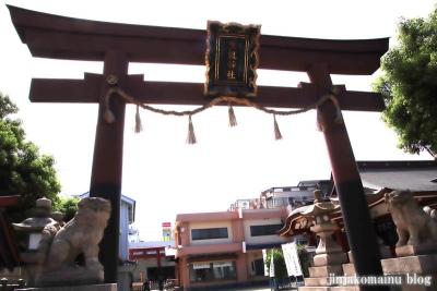 生根神社(大阪市西成区玉出西)1