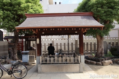 生根神社(大阪市西成区玉出西)5